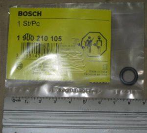 Кольцо уплотнительное BOSCH 1900210105